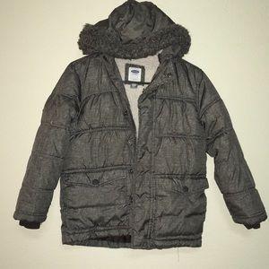 Boys Old Navy Winter Jacket